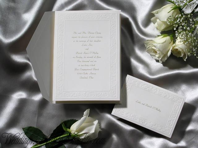 Wedding Invitations Birchcraft Studios 1