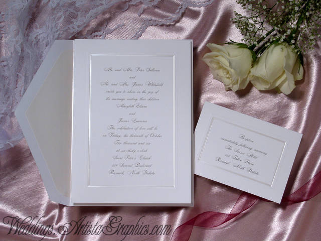 Perfect Birchcraft Wedding Invitations At ArtistaGraphics   Section 1 : Invitation  ...