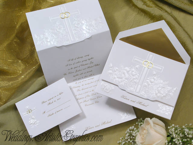 Wedding Invitations Birchcraft Studios 1